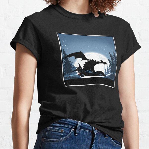 Batdragon and Doncicorn! Classic T-Shirt