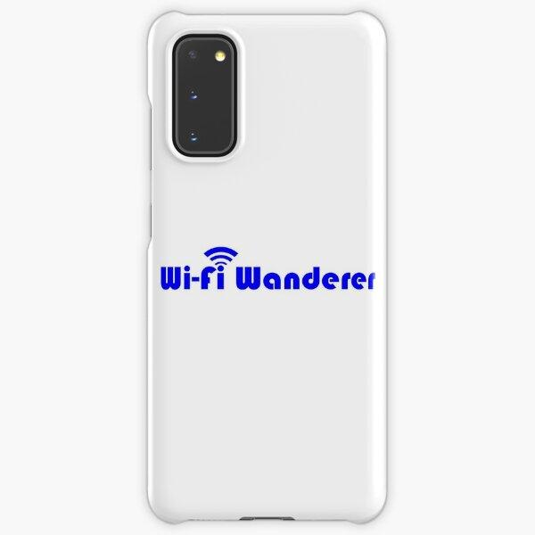 Wi-Fi Wanderer Samsung Galaxy Snap Case