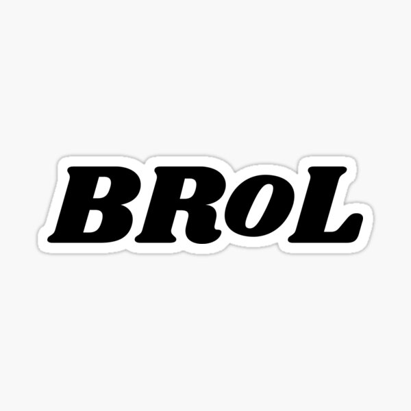 Brol Sticker