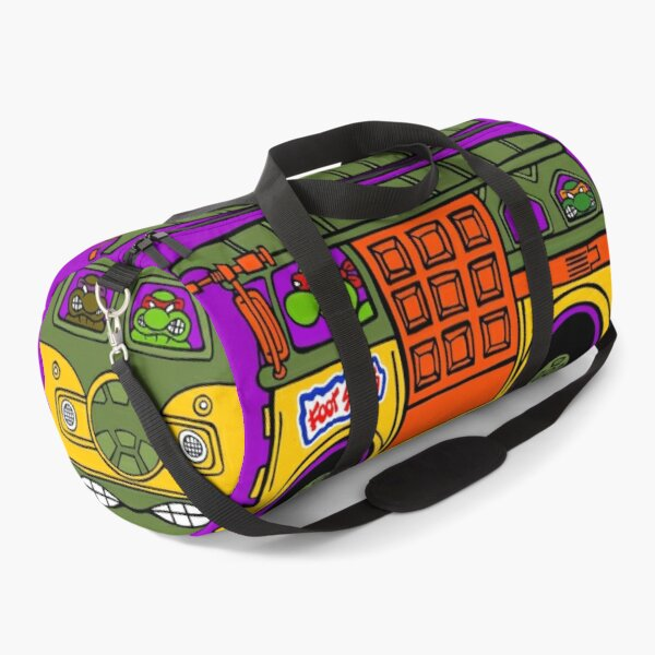 Totally awesome Party Van  Duffle Bag