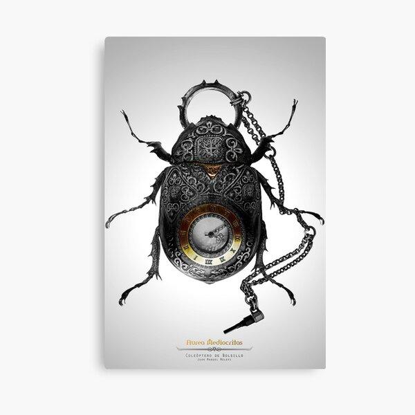 Coleóptero de Bolsillo Canvas Print