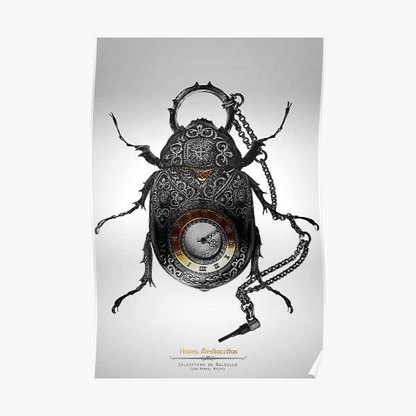 Coleóptero de Bolsillo Poster