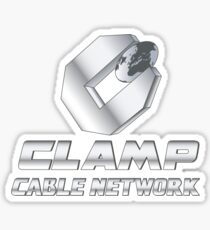 Gremlins 2/ Clamp Cable Network Sticker