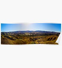 Redlands Panoramic Poster