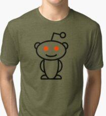 Reddit Alien Tri-blend T-Shirt