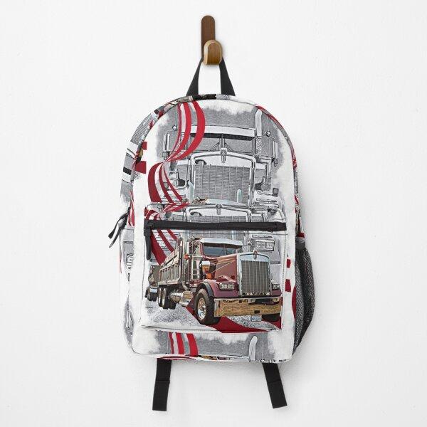 Kenworth end dump Backpack