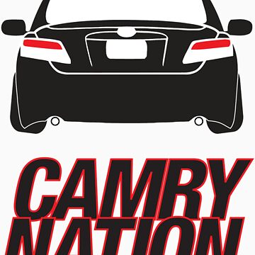 Camry Nation - Gen 6 by JBezugly