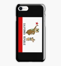 Yogi Bear California iPhone Case/Skin