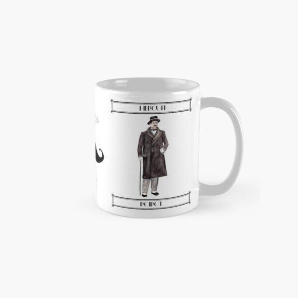 Hercule Poirot Tasse (Standard)