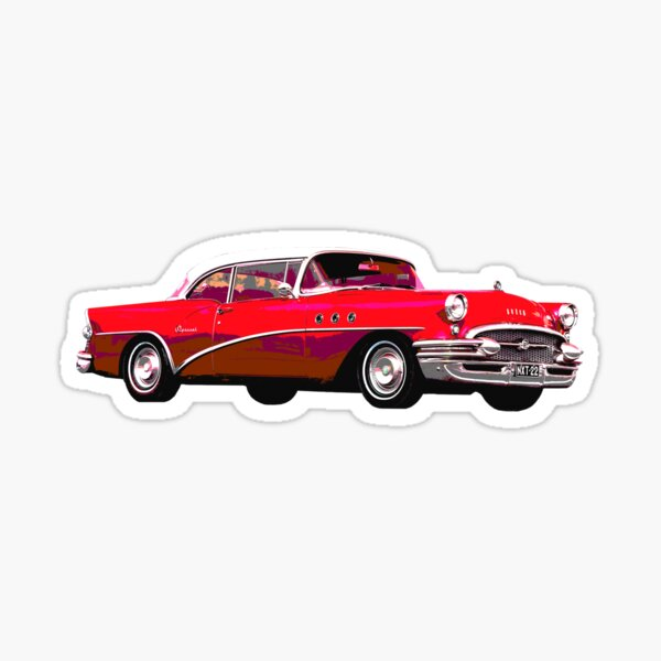 Buick Special Sticker