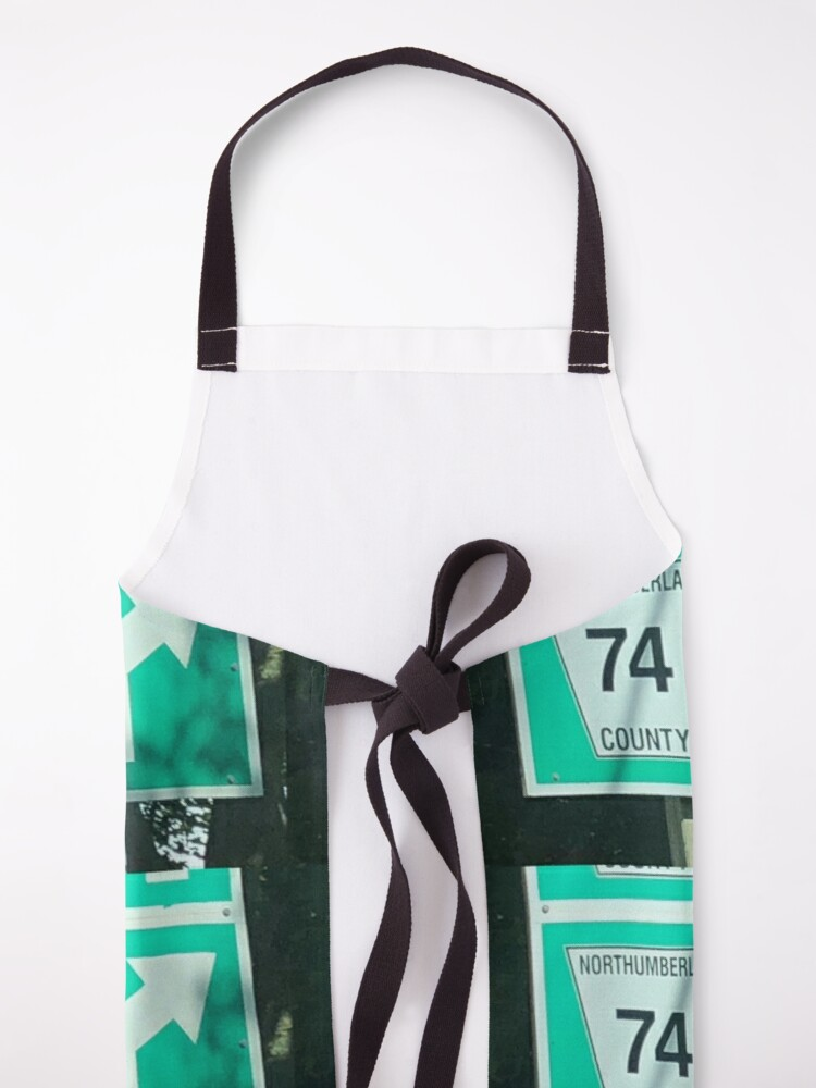 Alternate view of Dale, A gift for Dale,  Apron