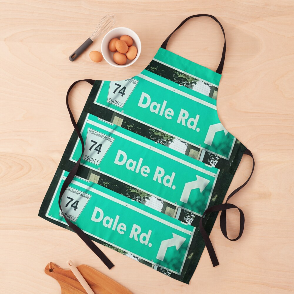 Dale, A gift for Dale,  Apron