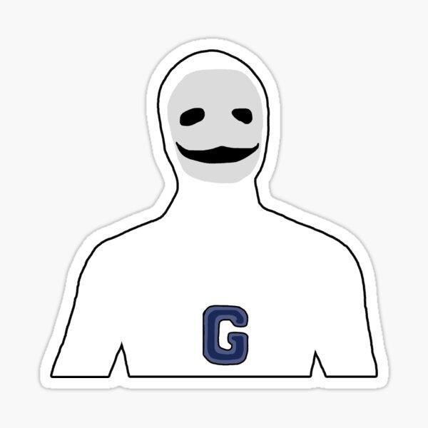 Greendale ser humano - comunidad Pegatina