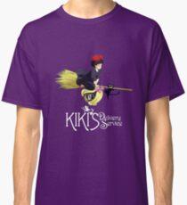Camiseta clásica Kiki's Delivery Service-Studio Ghibli