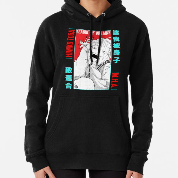 Himiko Toga M.H.A. Pullover Hoodie