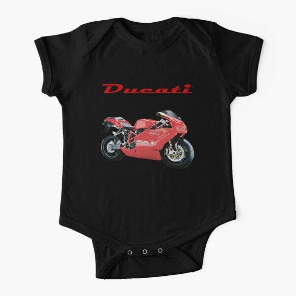 Ducati 999 Short Sleeve Baby One-Piece