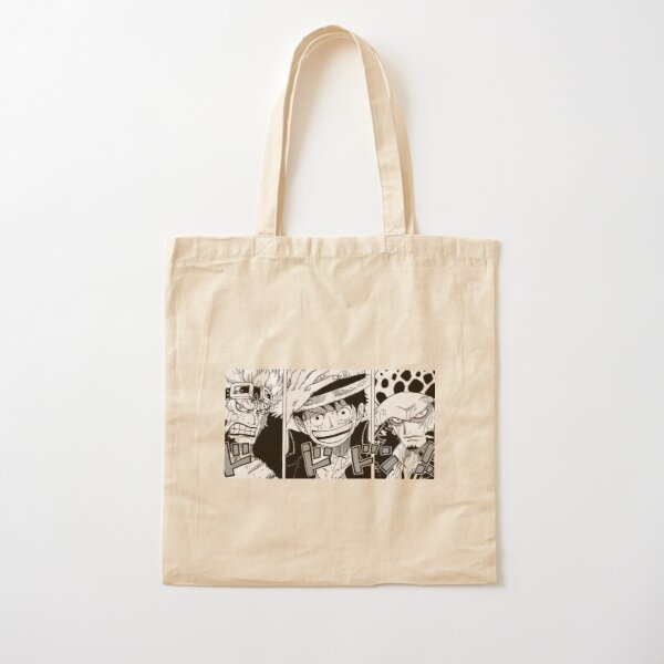 LUFFY , LAW & KID ONE PIECE Tote bag classique