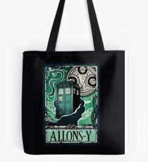 Dr. Who Nouveau Tote Bag