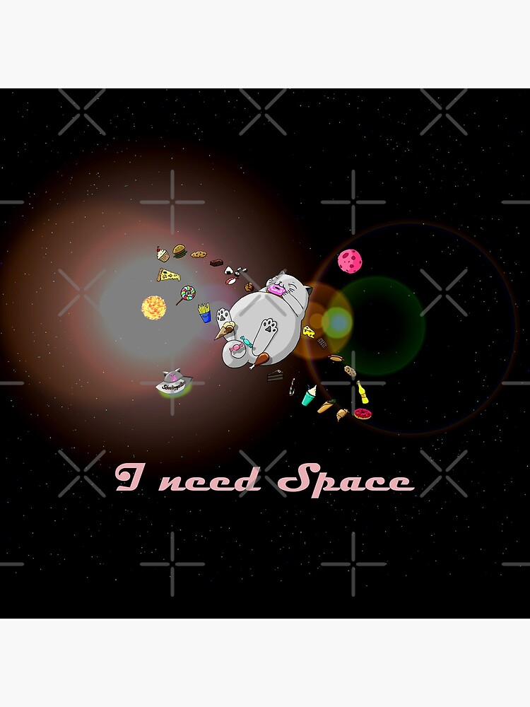 Caturn - I need Space (Zappenduster Version) von Boxcats