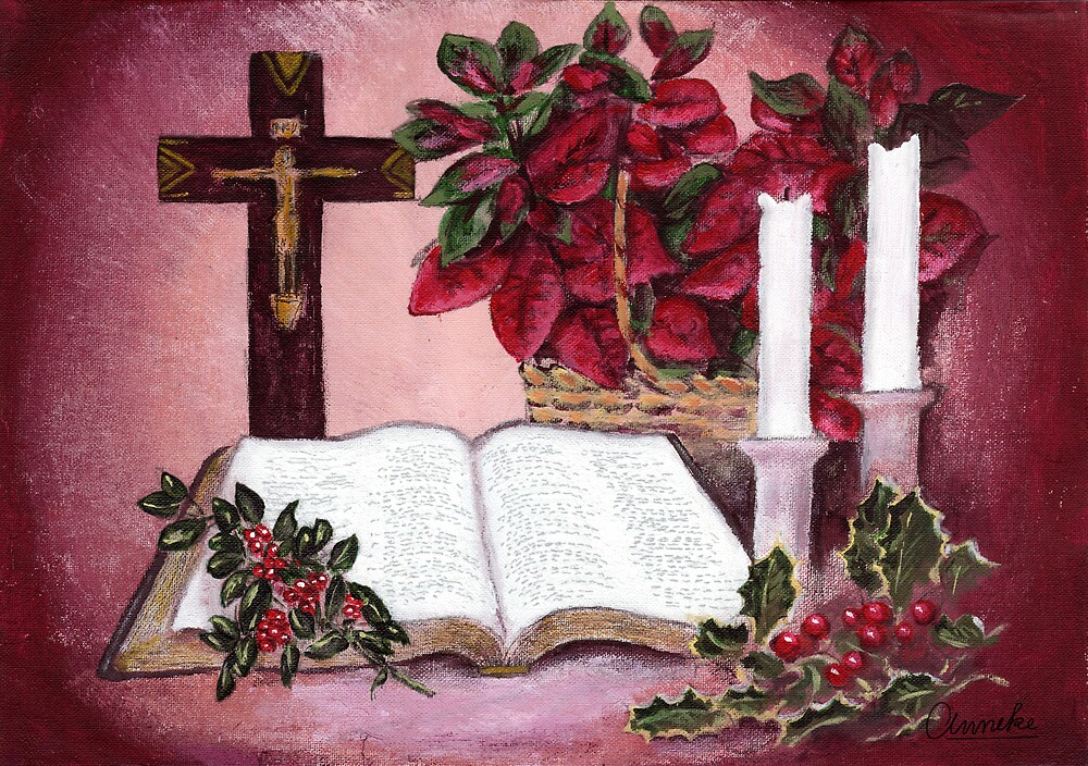 Christmas by Anneke