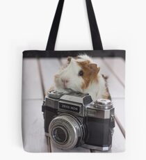 Guinea photographer Tote Bag