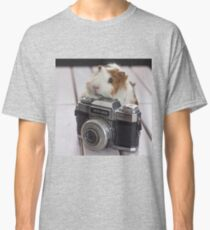 Guinea photographer Classic T-Shirt