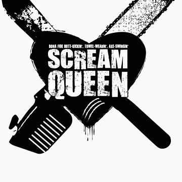 Scream Queen by BholdBrett