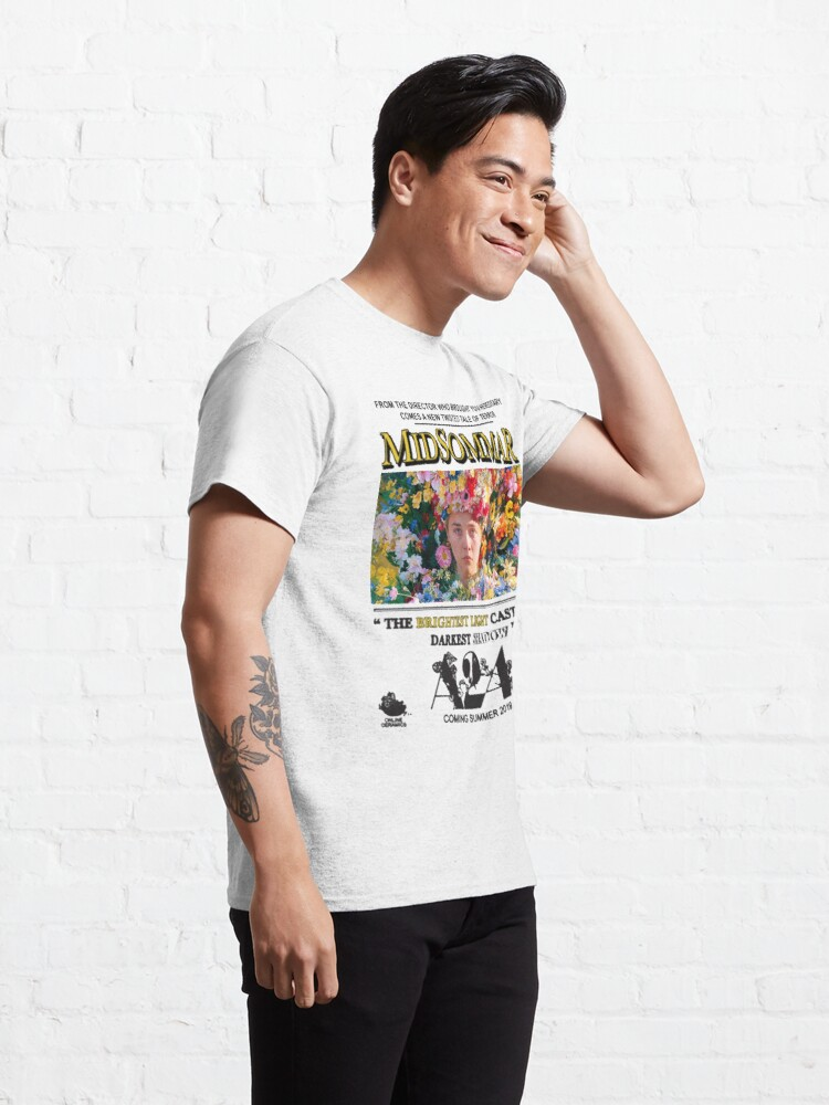 Alternate view of MIDSOMMAR A24 Classic T-Shirt