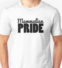 Mammalian Pride 4 LYF Unisex T-Shirt