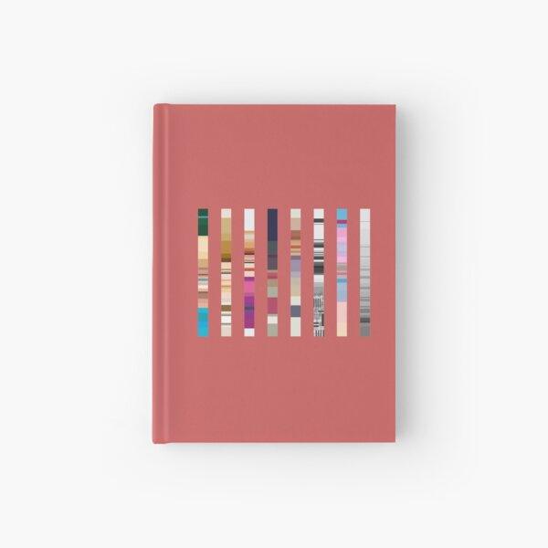 Album Palettes –Taylor Swift Hardcover Journal