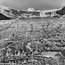 Grizzled Glacier in grey by James Anderson
