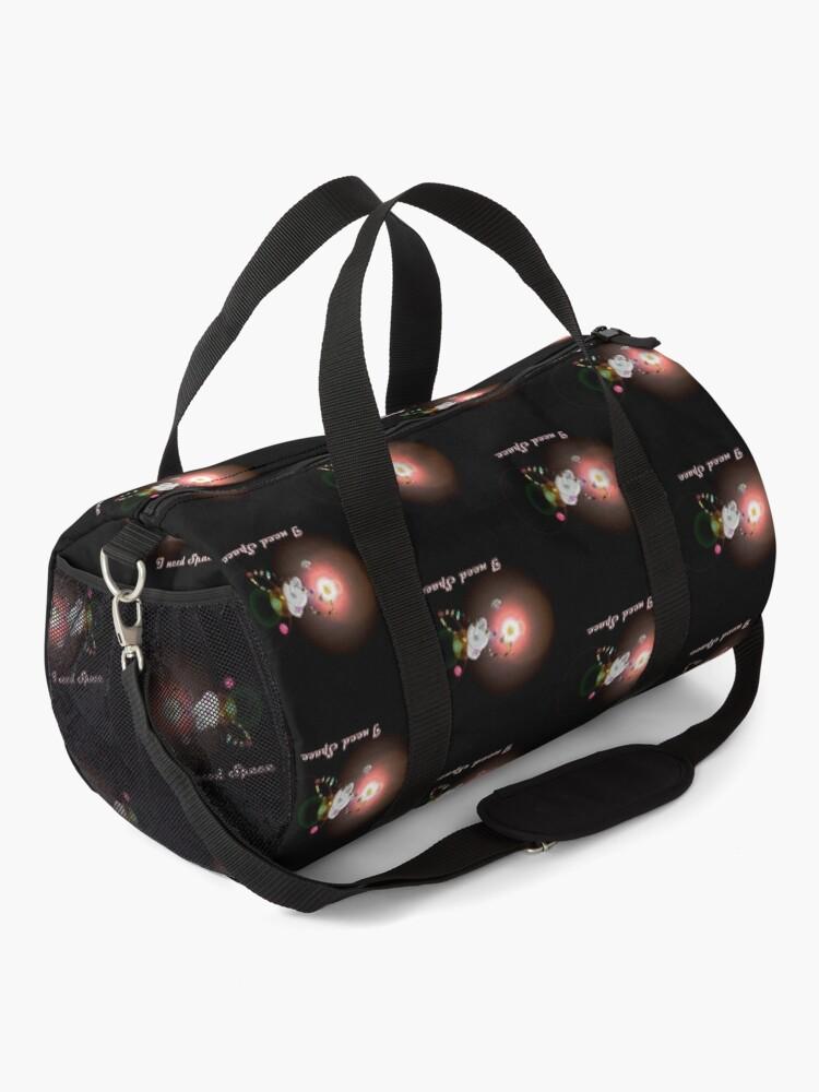 Alternative Ansicht von Caturn - I need Space (Novasun Version) Sporttasche