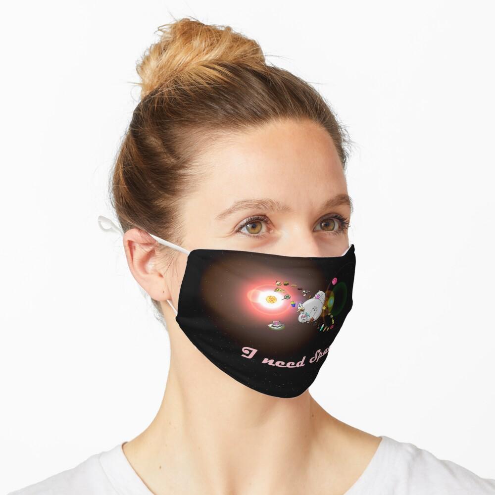 Caturn - I need Space (Novasun Version) Maske