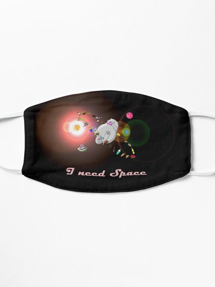 Alternative Ansicht von Caturn - I need Space (Novasun Version) Maske