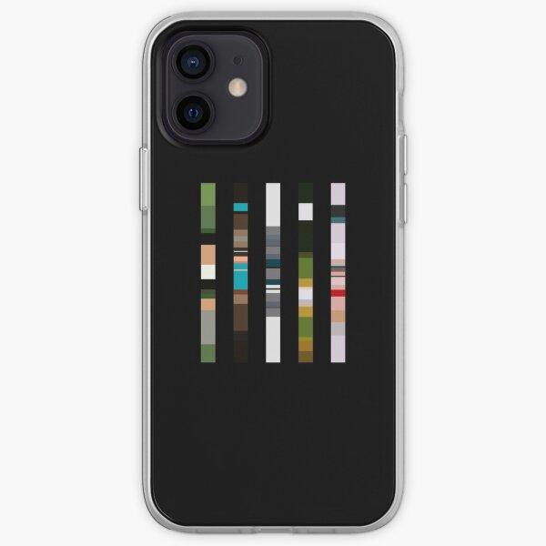 Album Palettes –Mitski iPhone Soft Case