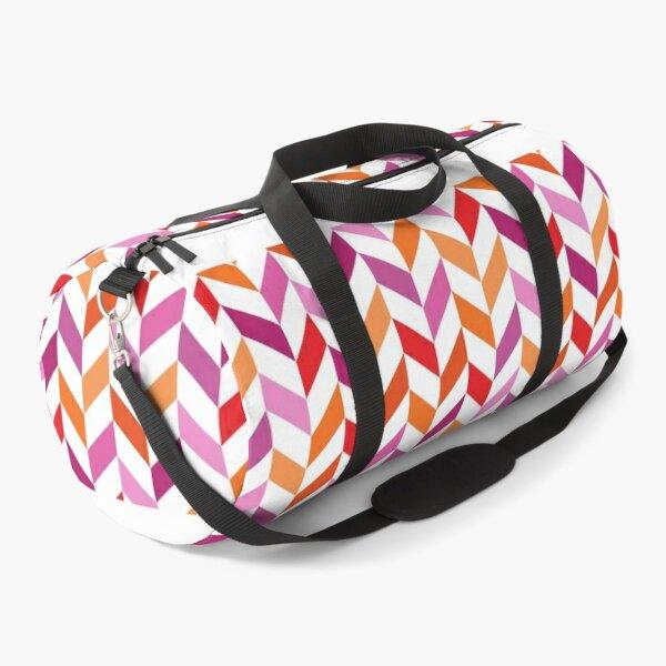 WLW Chevron Darts Duffle Bag