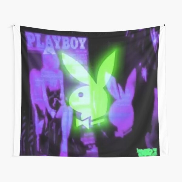 Aesthetic Playboy Tapestry