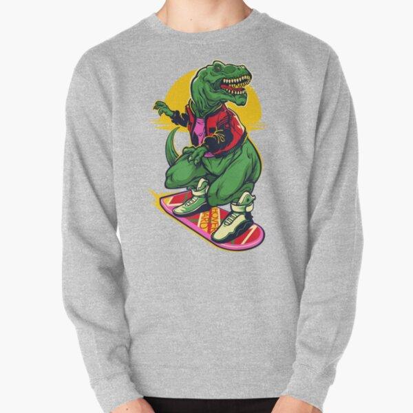 Rex to the Future Pullover Sweatshirt