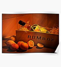 Quality Rum Fine Art Poster