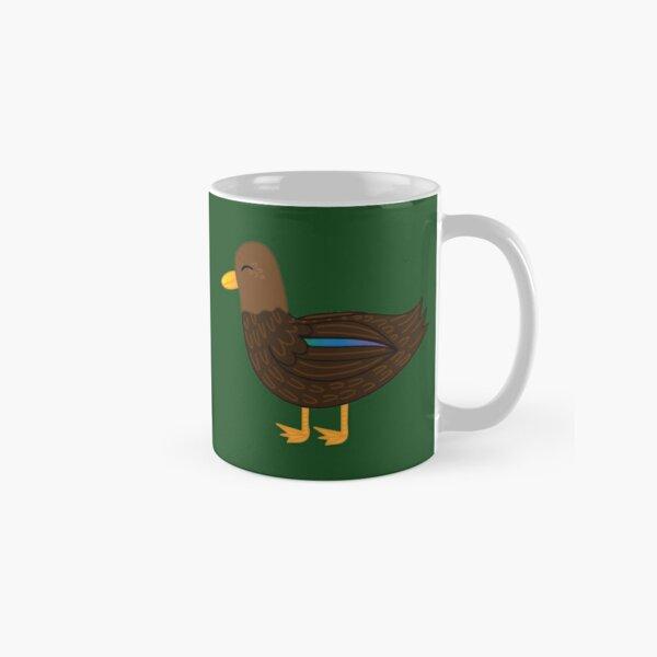 Cute duck Classic Mug