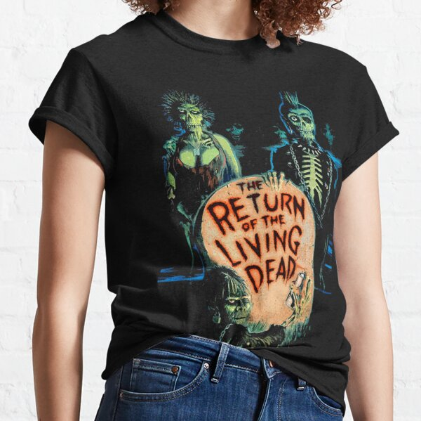 The Return of the Living Dead Classic T-Shirt