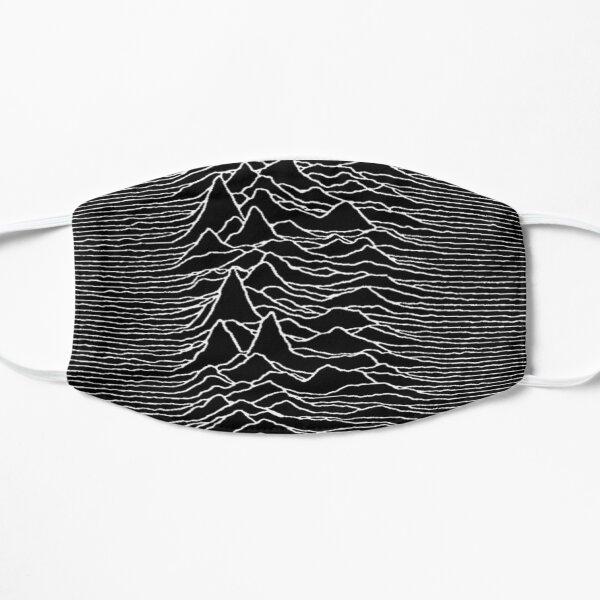 Zig Zag Lines  Flat Mask
