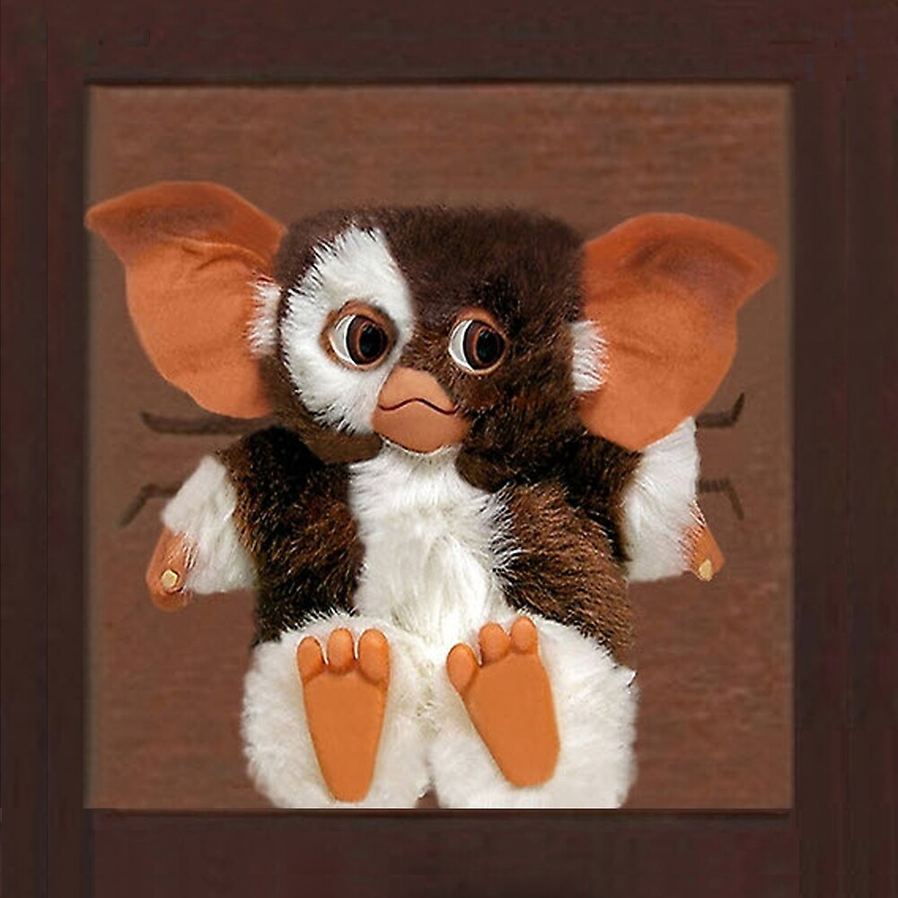 ╰ ☆ ╮ ♥  ღ ☼ I Love My Gizmo With Box-PILLOW-TOTE BAG-TEE SHIRTS,  ╰ ☆ ╮ ♥  ღ ☼ by ✿✿ Bonita ✿✿ ђєℓℓσ