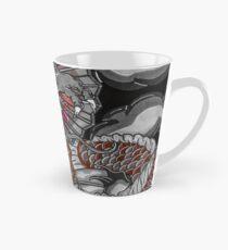 Dragon and koi fish Tall Mug