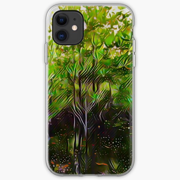 Mangrove Forest iPhone Soft Case