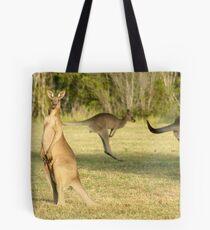 Kangaroo 3 Tote Bag