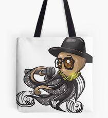 DMC Octopus Tote Bag