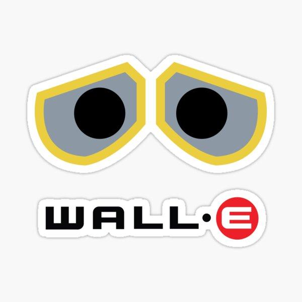 Mur • E Minimaliste Sticker