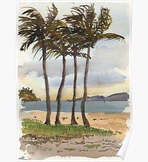 Geoffrey Bay, Magnetic Island Poster