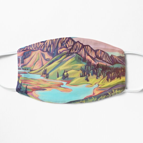 Lyle Lakes  Mask
